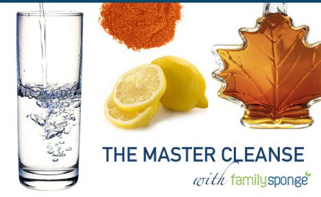 master cleanse diet plan pdf